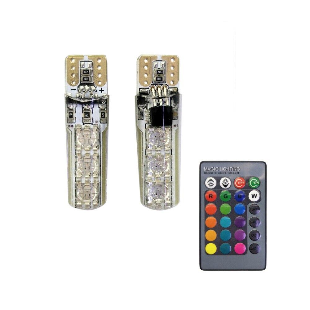 Lâmpadas Led e Tubos led com controle remoto 194 Forme : Droite