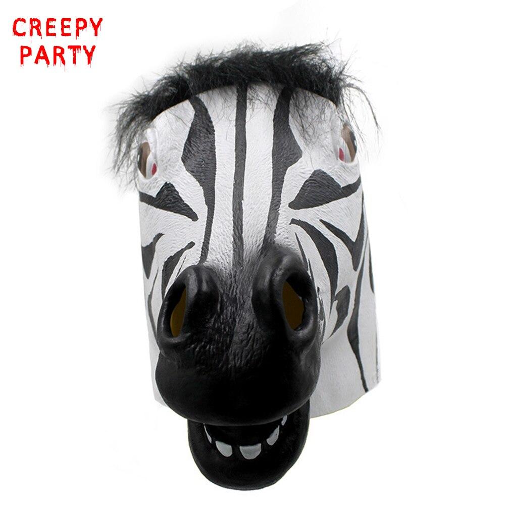 Schön Zebramaskenschablone Bilder - Beispiel Anschreiben für ...