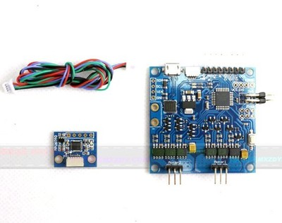 BGC 3.0 MOS Large Current Two-axis Brushless Gimbal Controller Driver Alexmos