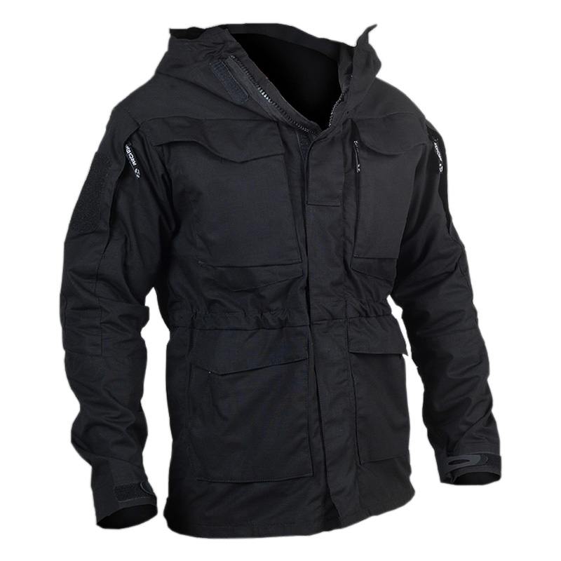 Generous M65 Army Clothes Tactical Windbreaker Men Winter Autumn Jacket Waterproof Wearproof Hiking Jackets Demand Exceeding Supply Windproof