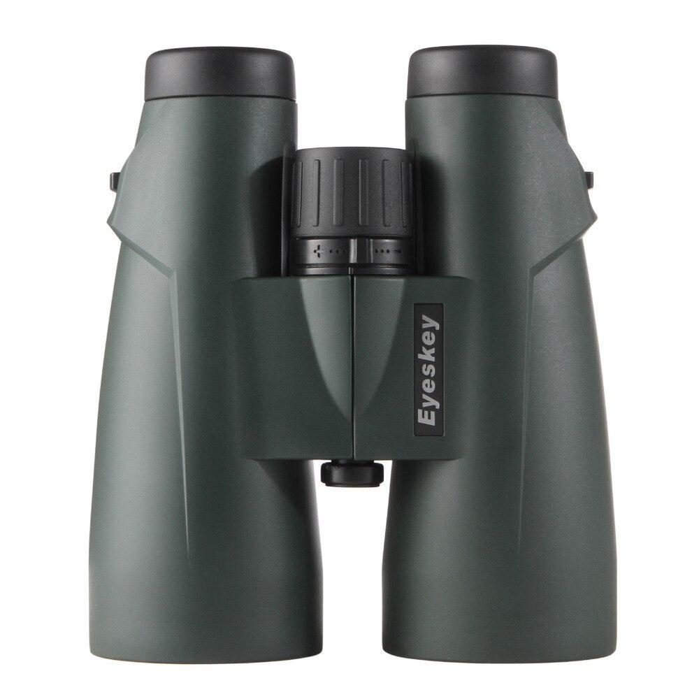 8x56 Eyeskey Professional Binoculars Big eyepiece Waterproof Camping Hunting Binocular Telescope Bak4 Prism Optics Neck Strap