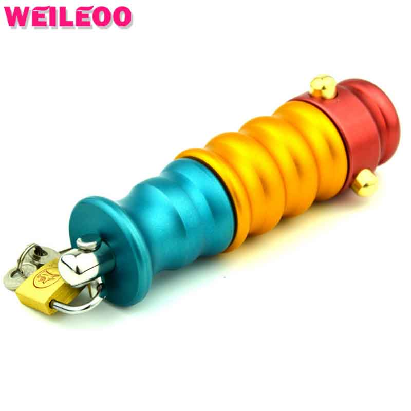 Coloured detachable metal butt plug anal plug prostate massager adult sex toy for man gay woman prostate health devices is prostate removal prostatitis mainly for the prostate health and prostatitis health capsule