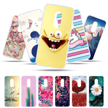 Bolomboy Painted Case For Alcatel 1C Silicone Soft TPU Cases 5009D Cover Wildflowers Cute Animal Bags