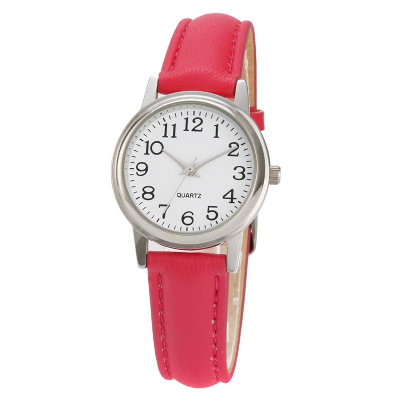 Classic Watches Women Vintage arabic number Quartz Watch Ladies Fashion Luxury Brand Wristwatch Female Clock