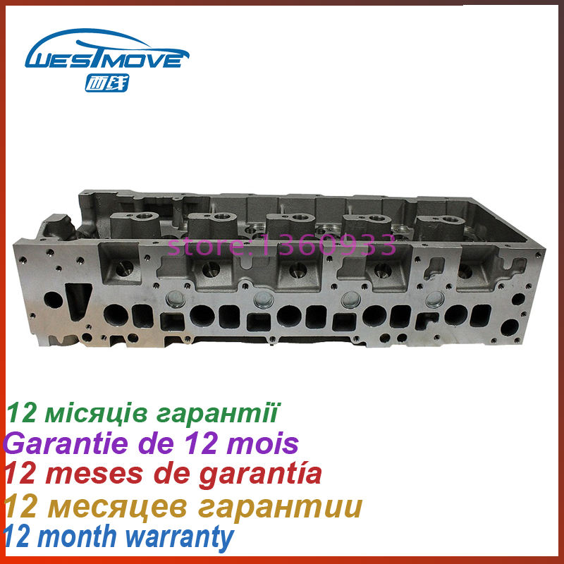 Головка блока цилиндров для Dodge Sprinter 2000 Jeep Grand Cherokee TD 03 05 2685CC 2,7 CRD 20V двигатель: EX9 ENF OM612 05171546AA