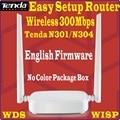 Inglés Firmware Tenda Wireless N router WIFI redes domésticas repetidor de Punto de Acceso 300 Mbps de 4 Puertos 802.11g/b/n N301/modelo N302