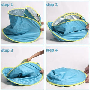 NEW Automatic Baby Beach Tent
