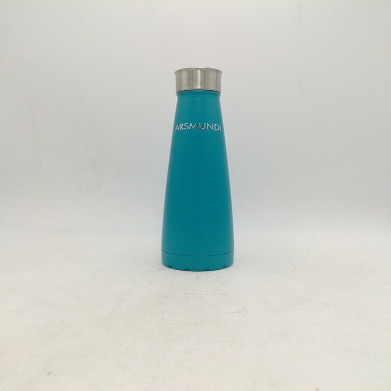 Cola bottle 304 stainless steel creative sports water bottle straight Cup Household department store