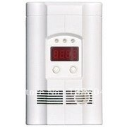 AC Powered Plug-In Carbon Monoxide Alarm,Carbon Monoxide Alarm with LED Indicate,Carbon Monoxide Detector
