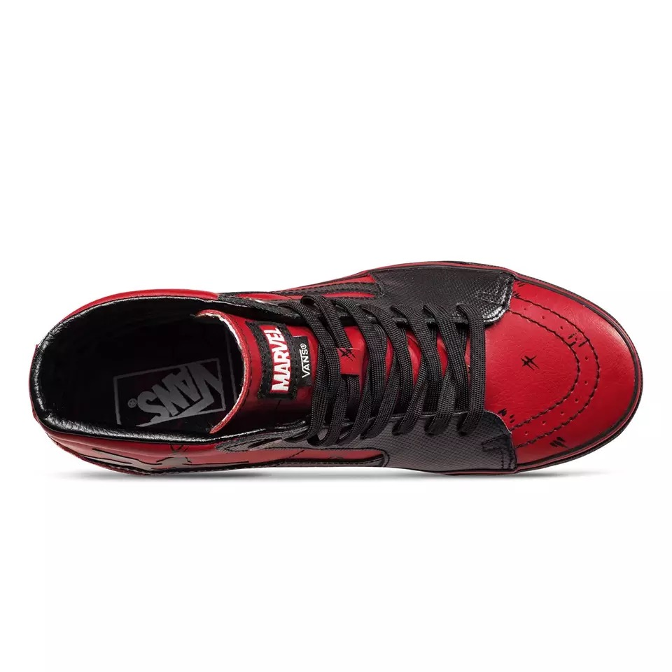 deadpool shoes vans