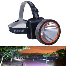 Super Bright 5000 lumens LED Headlamp Rechargeable Headlight 5000 Lumens for Hunting Camping Flashlight Torch Lamp Bicycle Light