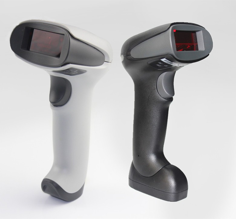 Free Shipping ,2.4G Wireless Barcode Reader WiFi Barcode Reader scan 1D barcode scanner