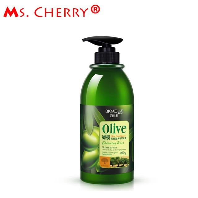 400 г оливковое кондиционер для волос мягкий ремонт кондиционер маска для волос гидратации глубокий увлажняющий секущиеся кончики удаления PH019