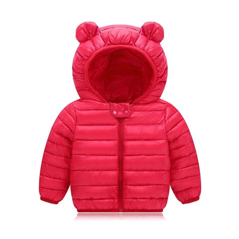 1d84b775d21bd Bibicola 2018 childrens winter jackets kids duck down coat baby winter  jacket for girls parka outerwear ...
