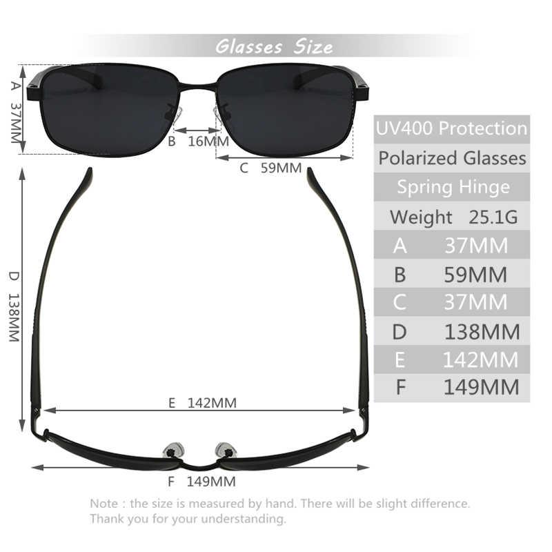 8fa9eceb240 ... Lukoko Polar Gozluk Italian Eyewear Black Mens Luxury Brand Sunglasses  Men Polarized Glasses Driver Fishing Sun ...