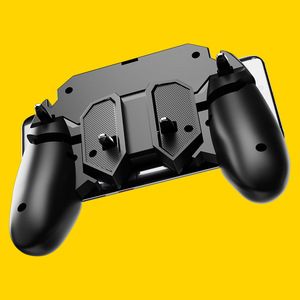 Image 5 - AK66 Six Finger All in One  Pubg Mobile Controller Gamepad Pubg Mobile Trigger L1R1 Shooter Joystick Game Pad For IOS Android