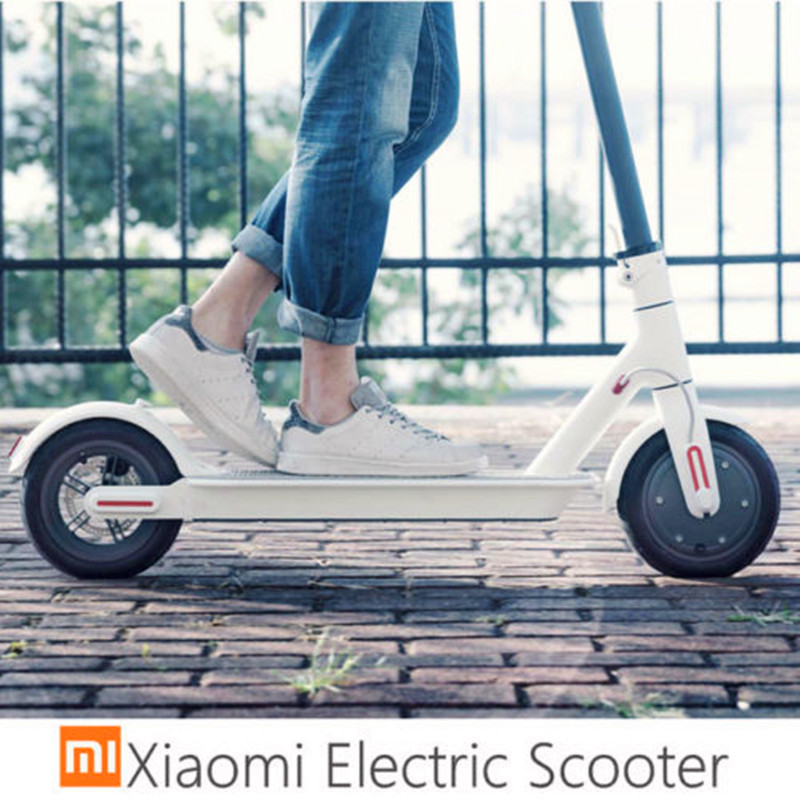 Smart Electric Foldable Scooter 2 Wheels 8 5inch Hover Board 25KM H LG Battery