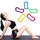 ✔  Тренажерный зал Yoga Circle Equipment Многофункциональный Yoga Ring Пилатес Тренировки Фитнес Circle ①