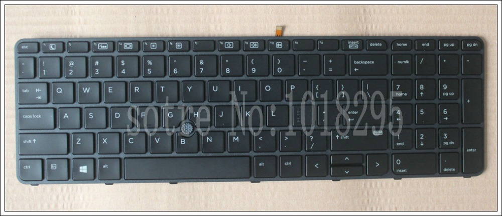 NEW for HP PROBOOK  Laptop KEYBOARD backlit with Pointer Glossy Frame US SG-80630-XUA SN9143BL1 книги издательство clever мир вокруг меня умный алфавит мини