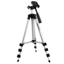 Alloet Фирменная Новинка Видео Штатив Универсальный цифровой Камера камкордер штатив Стенд для Nikon Canon Панас высокое качество