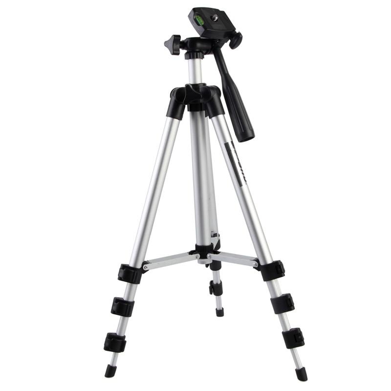 Alloet nuevo trípode de vídeo universal de montaje en cámara digital trípode para Nikon Canon PANAS alta calidad