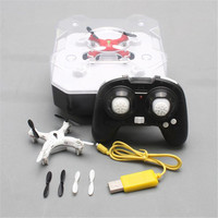 Mini Explorers RC Quadcopter 4CH 2 4GHz 6 Axis Gyro LED Drone 3D Flying High Quality