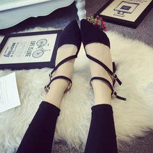 Fashion women's flats sandals TOP summer casual sandals shoes for women high quality  Womens Gladiator footwear escarpins femme