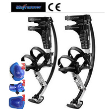 Jump Stilts For Kids Kangaroo Shoes Jump Fitness Exercise 44lb-110lb Bounce Rebound Shoes