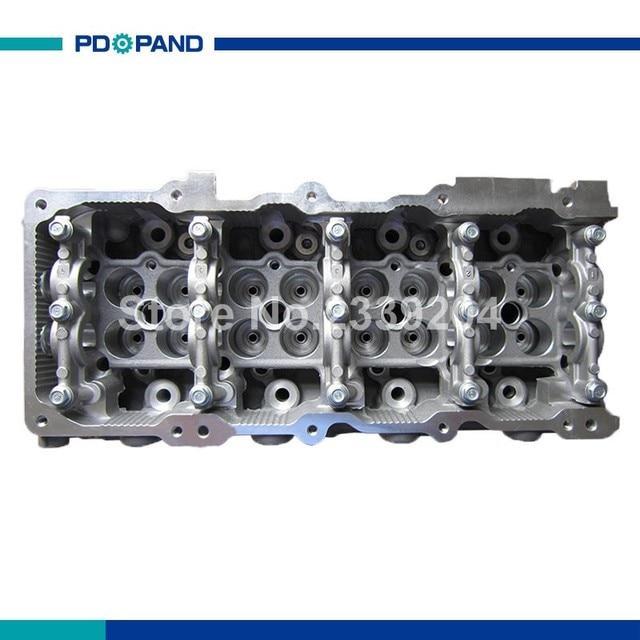 Auto Motor Teile ZD30 zylinder kopf 7701061586 7701058028 11039DC00B ...