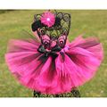 Super Fluffy Baby Girl Tutu Skirt Fruiti Baby Birthday Tutu Set Inflant Baby Girl's Tutu Skirt For Birthday Party Photo Prop