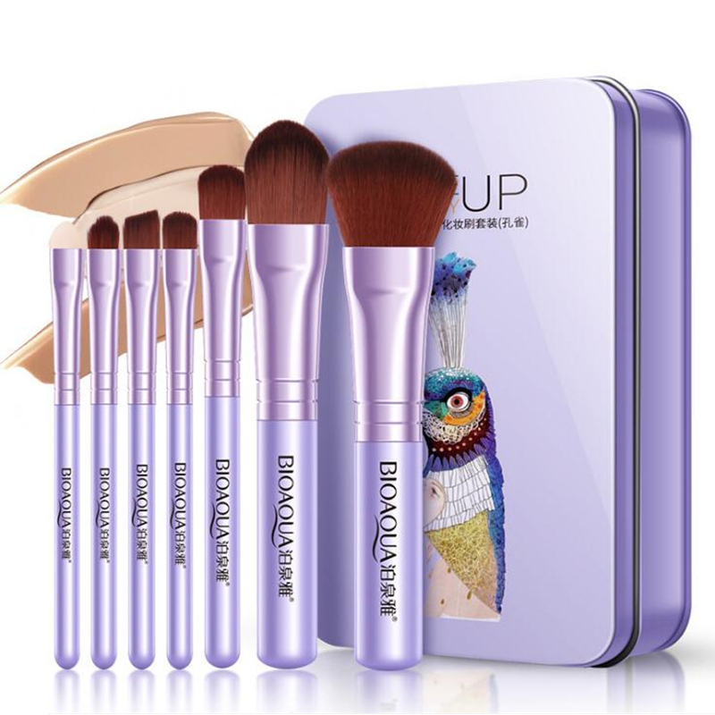 High quality Brand Premiuim Makeup brush set Quality Soft Taklon Hair Professional Artist Brush Tool Kit