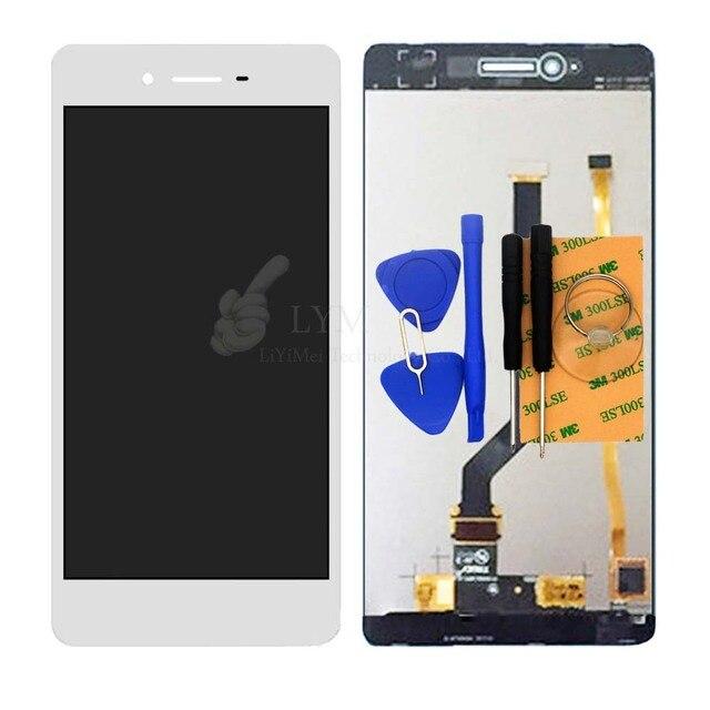 """Белый LCD + TP для OPPO A35 F1 5.0 """"ЖК-Дисплей + Сенсорный Экран Digitizer Стекло Монтажную Панель Телефона Заменить Часть бесплатная Доставка + Инструменты"""