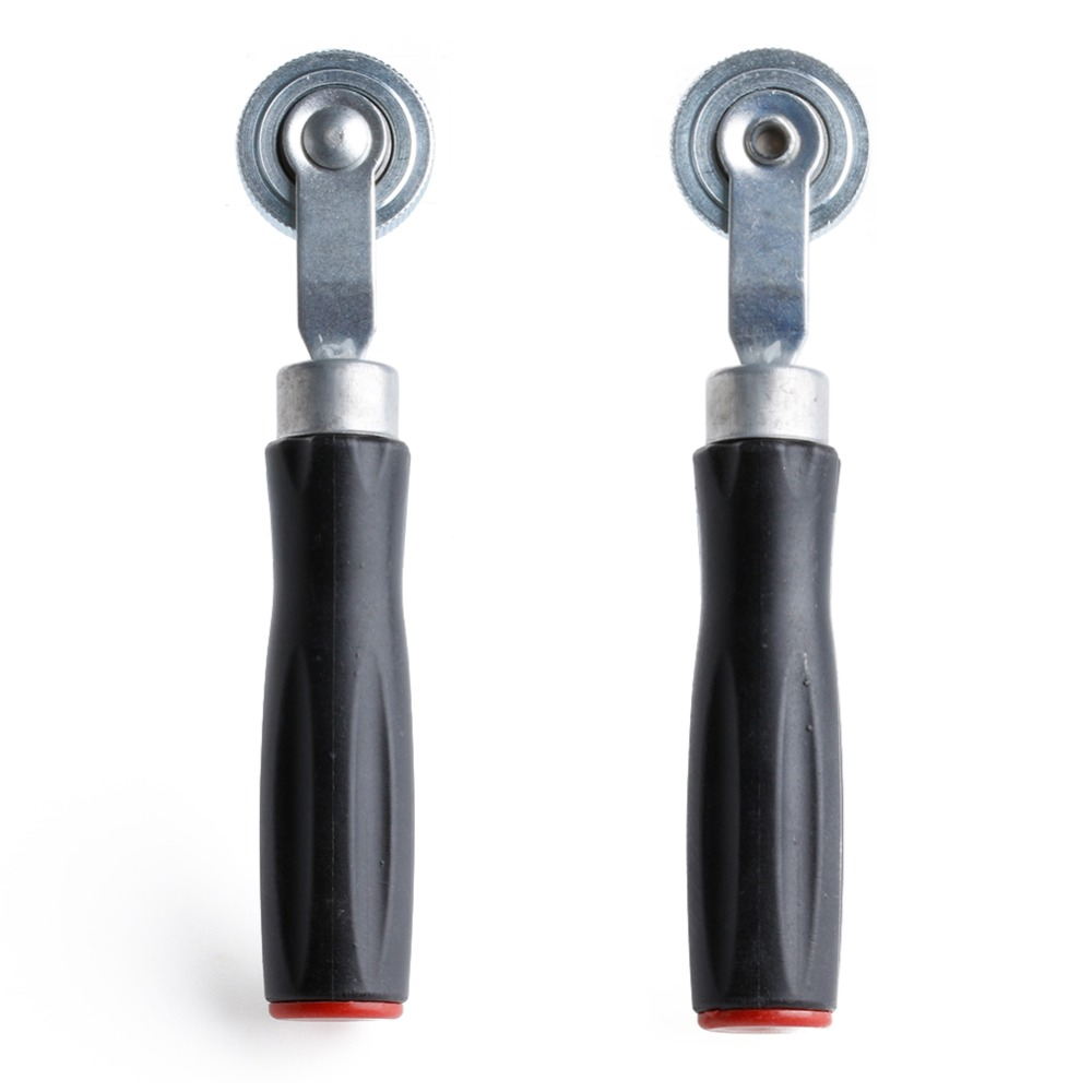 QILEJVS Rubber Handle Tyre Repair Car Truck Tube Patch Stitch Wheel Roller Puncture Tool
