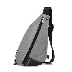 Канва, Грудь сумка Повседневное мужская сумка один Ил карманные сумки ККЗ
