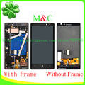 Original 930 LCD Touch Panel For Nokia Lumia 930 N930 LCD Display Touch Screen Digitizer Panel With Frame Assembly Free Post