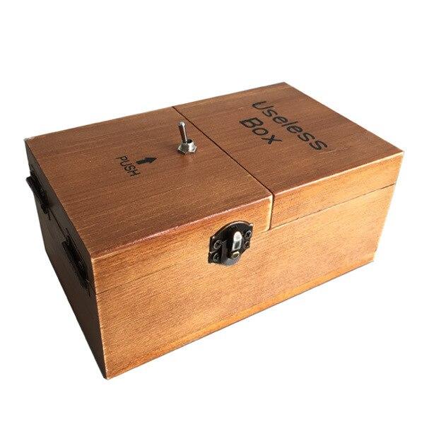 useless box adult funny novel decompression toys funny. Black Bedroom Furniture Sets. Home Design Ideas