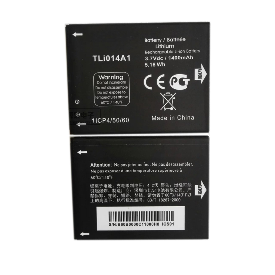 Aliexpress Com   Buy In Stock Tli014a1 Battery For Alcatel Pixi 3 4 5 U0026quot  4027 4027a 4027d 4027x