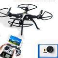 AndRC HQ899 2.4G WiFi de Vídeo Em Tempo Real FPV Quadcopter Zangão Helicóptero Com CÂMERA 5.0MP HD Wi-fi