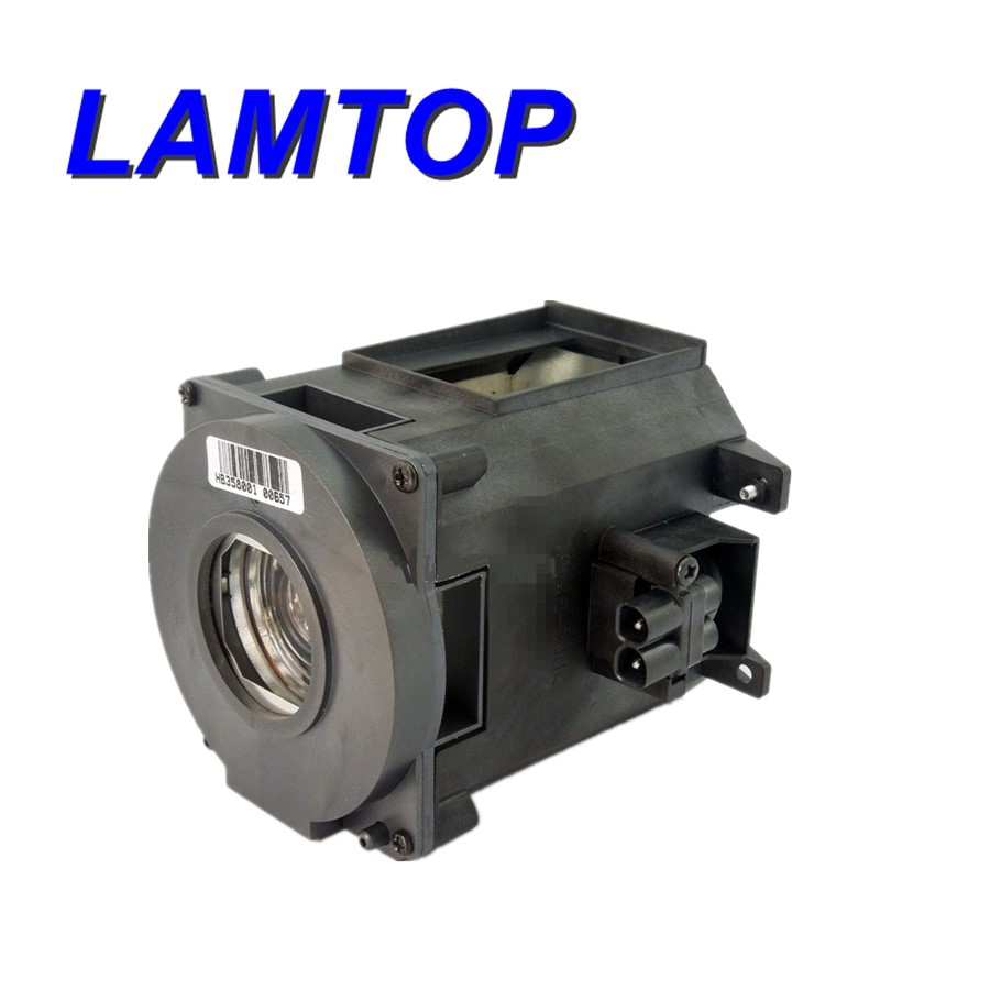 Free shipping Easily starting Compatible projector lamp with cage  NP21LP fit for NP-PA500X
