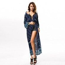 Pareo For Beach Swimsuit Women Dress Sarongs Cover Up Swimwear Ups Saida Beachwear Ladies Bohemia Summer Acetate Print Praia