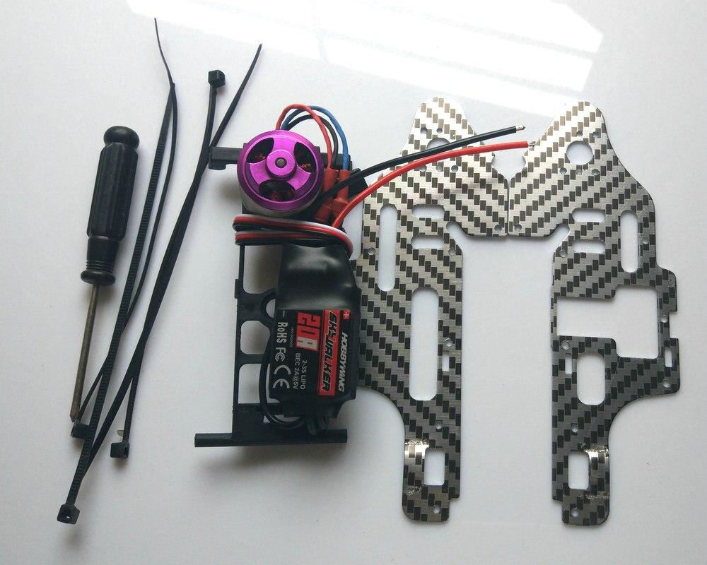 Бесплатная доставка для Новое поступление MJX F45 бесщеточный Двигатель Системы, чувствительной реагировать