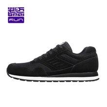 Couple Retro Classic Running Shoes Non-slip Cushioning Jogging Sport Sh