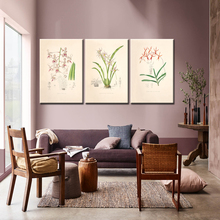 Chinese Flower Landscape Poster Print Minimalist Art Canvas Painting Plant Abstract Wall Picture Modern Home Living Room Decor folk custom ancient modern minimalist new chinese ink flower landscape abstract canvas painting for living room wall art poster