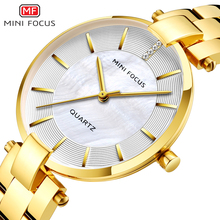 MINI FOCUS Fashion Quartz Watch Women Watches Ladies Girls F