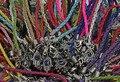 30 unids Color Mezclado Nueva Caliente de Plata Antigua Encanto Del Ojo Malvado de Kabbalah Fátima Mano de Hamsa Lucky Bracelet & Bangles Religiosa joyería