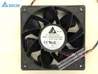 Free Shipping Delta QFR1212GHE 12V 2 70A 12038 12CM 4 Line Server Cooling Fan Wholesale