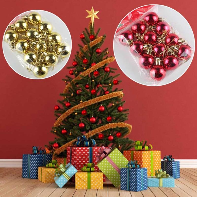 Sale On Christmas Tree Decorations: Aliexpress.com : Buy 12Pcs 3cm Hot Sale Christmas Tree