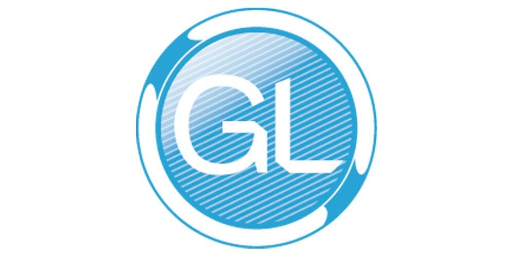 Лого бренда GL из Китая