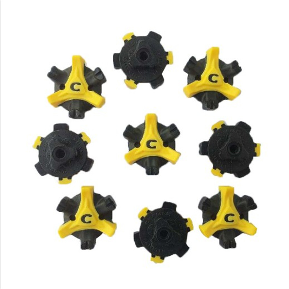14Pcs Golf Shoe Spikes Replacement Champ Cleat Fast Twist Spikes For Foot Joy New Golf Accessories Training Aids Shoe Spikes