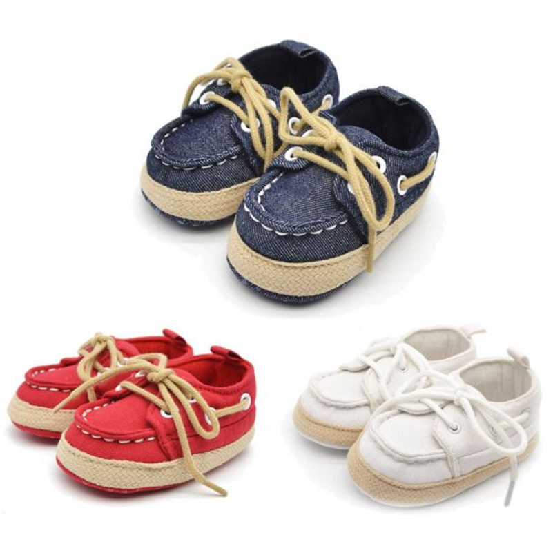 2018 Latest Mode  Infant Kid Boy Girl Soft Sole Sneaker Toddler Shoes Newborn Baby Shoes Booties Footwear A1